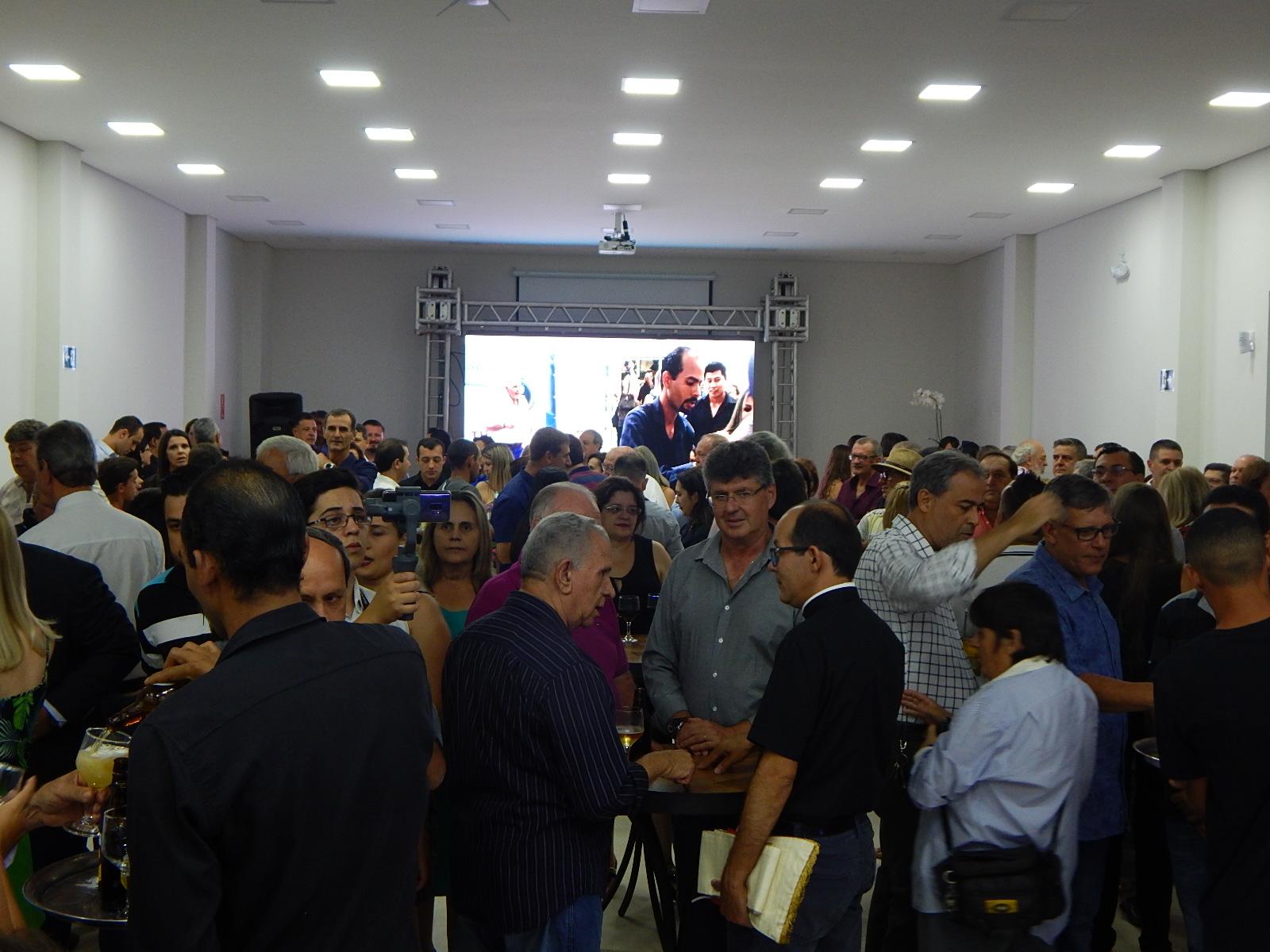 Grande público compareceu ao Evento