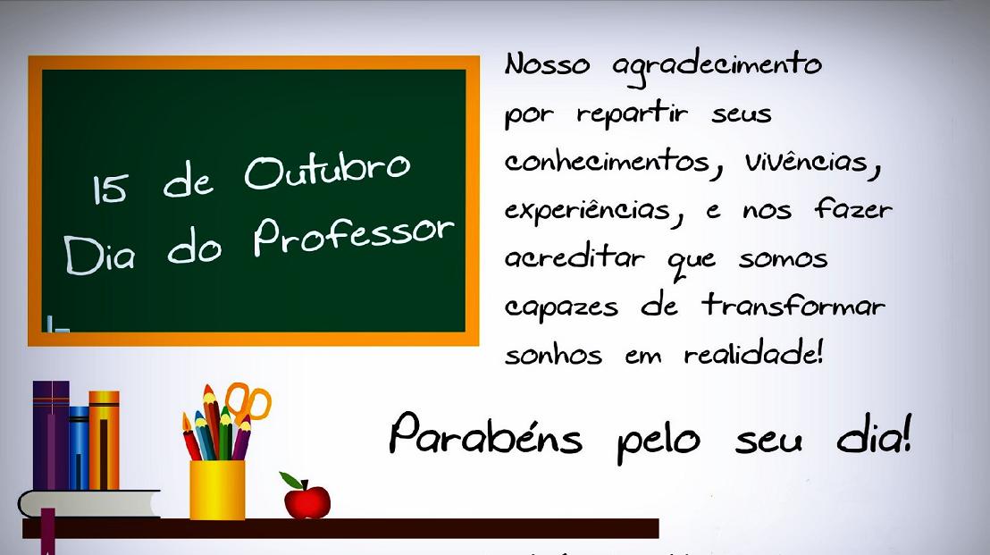 Mensagem Ao Dia Do Professor Acia Avare